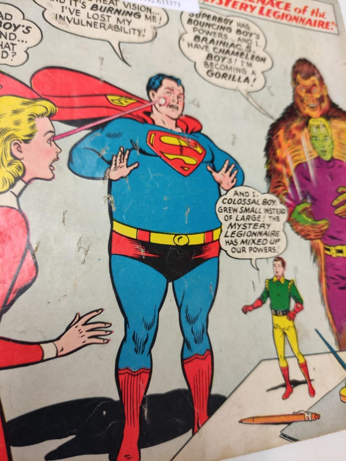 5 editions of DC Adventure Comics featuring Super-boy. - Image 12 of 19
