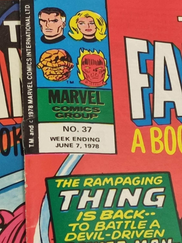 20 Mixed Vintage Marvel Comics. - Image 13 of 42