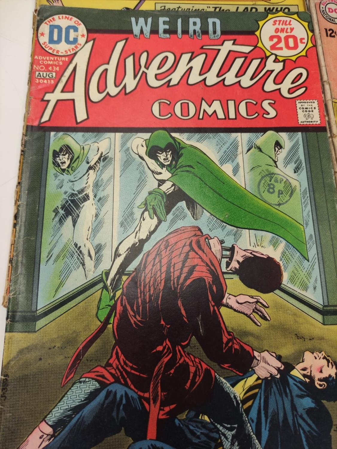 5 editions of DC Adventure Comics featuring Super-boy. - Image 2 of 19