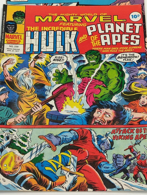 20 Mixed Vintage Marvel Comics. - Image 40 of 42