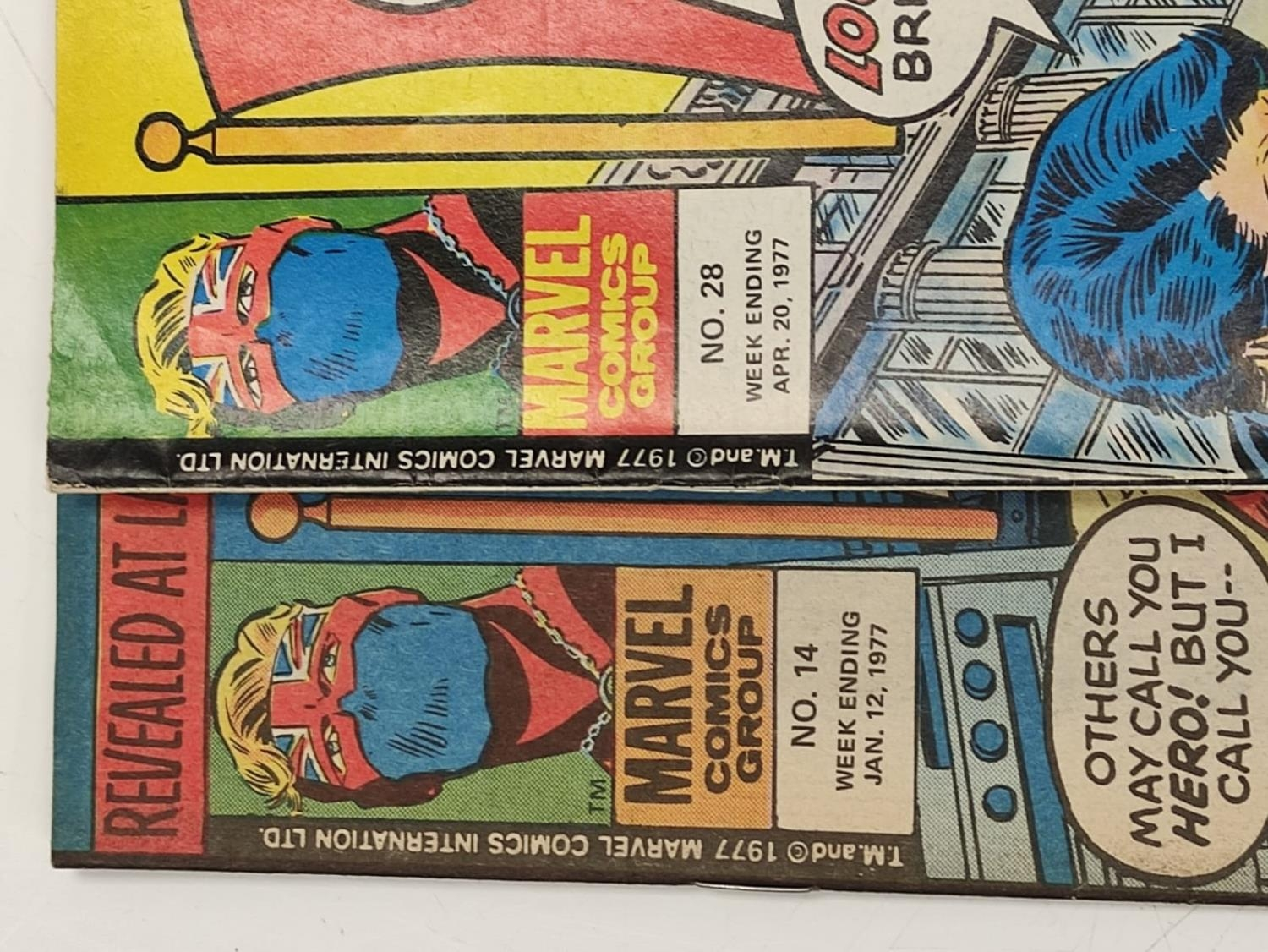 20 editions of mixed Vintage Marvel Comics. - Image 11 of 56