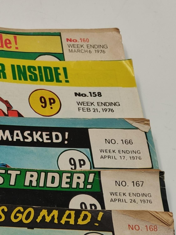 27 editions of Vintage Super Spider-Man Marvel Comics. - Image 4 of 13