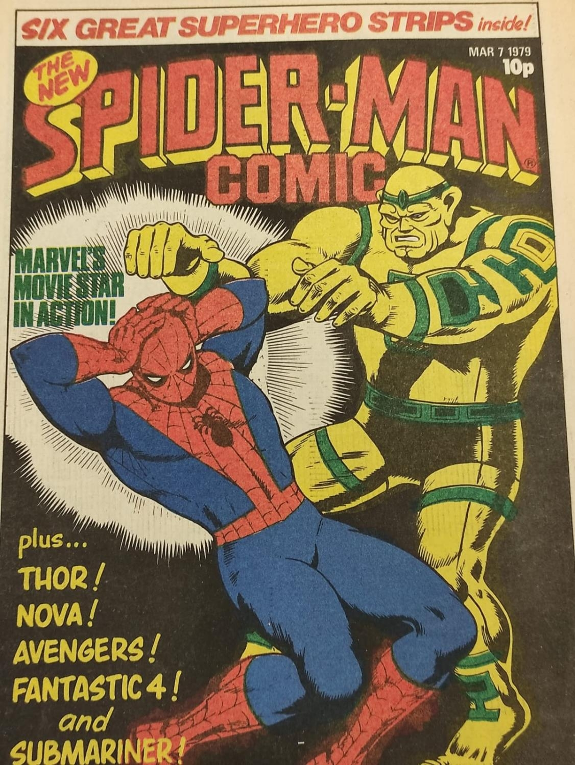 50 editions of Stan Lee Presents, a selection of 1979/1980's comics. - Image 41 of 71