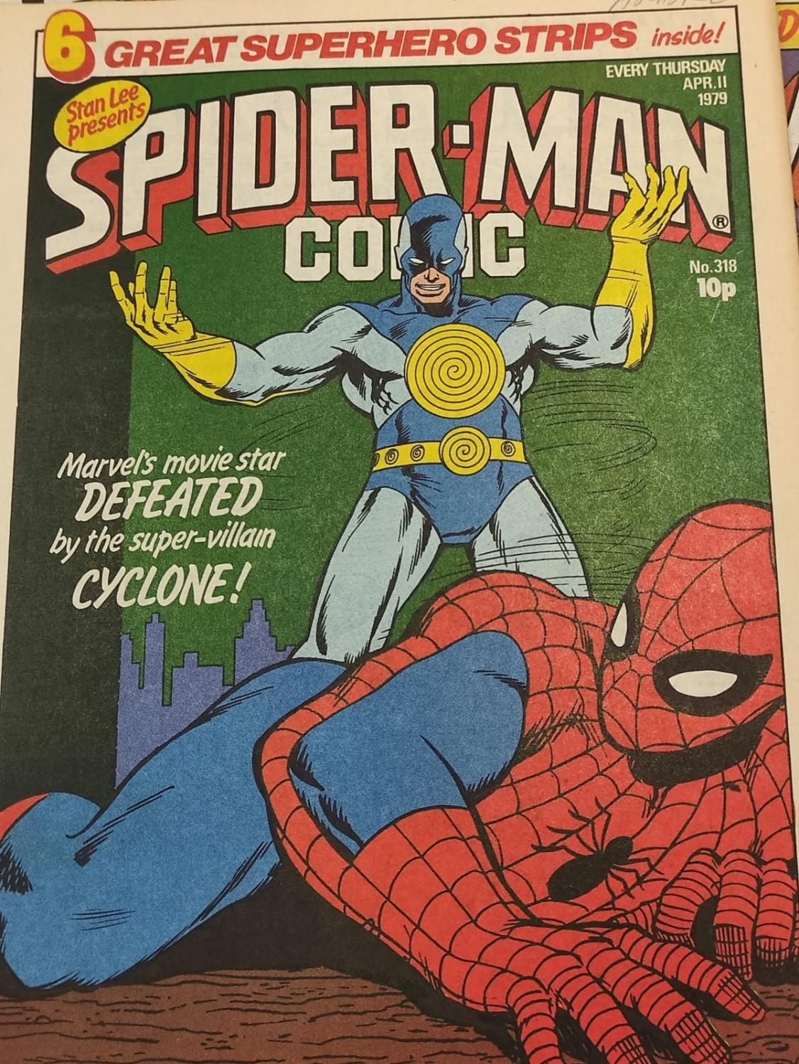 50 editions of Stan Lee Presents, a selection of 1979/1980's comics. - Image 35 of 71