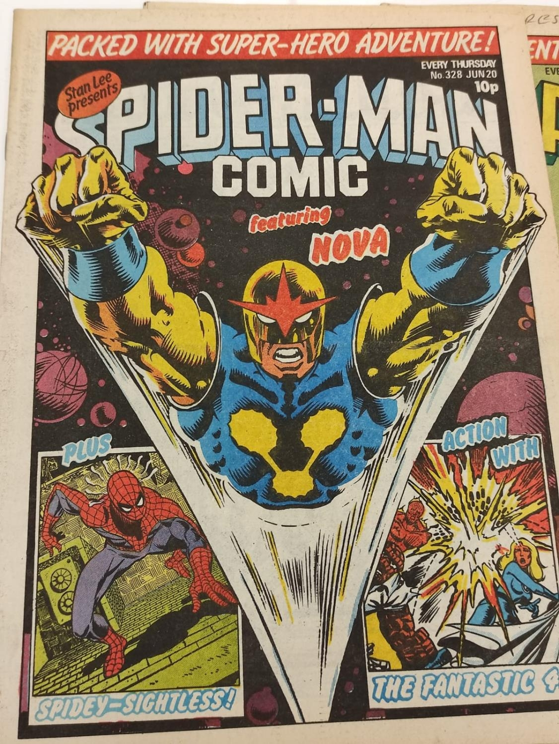 50 editions of Stan Lee Presents, a selection of 1979/1980's comics. - Image 67 of 71