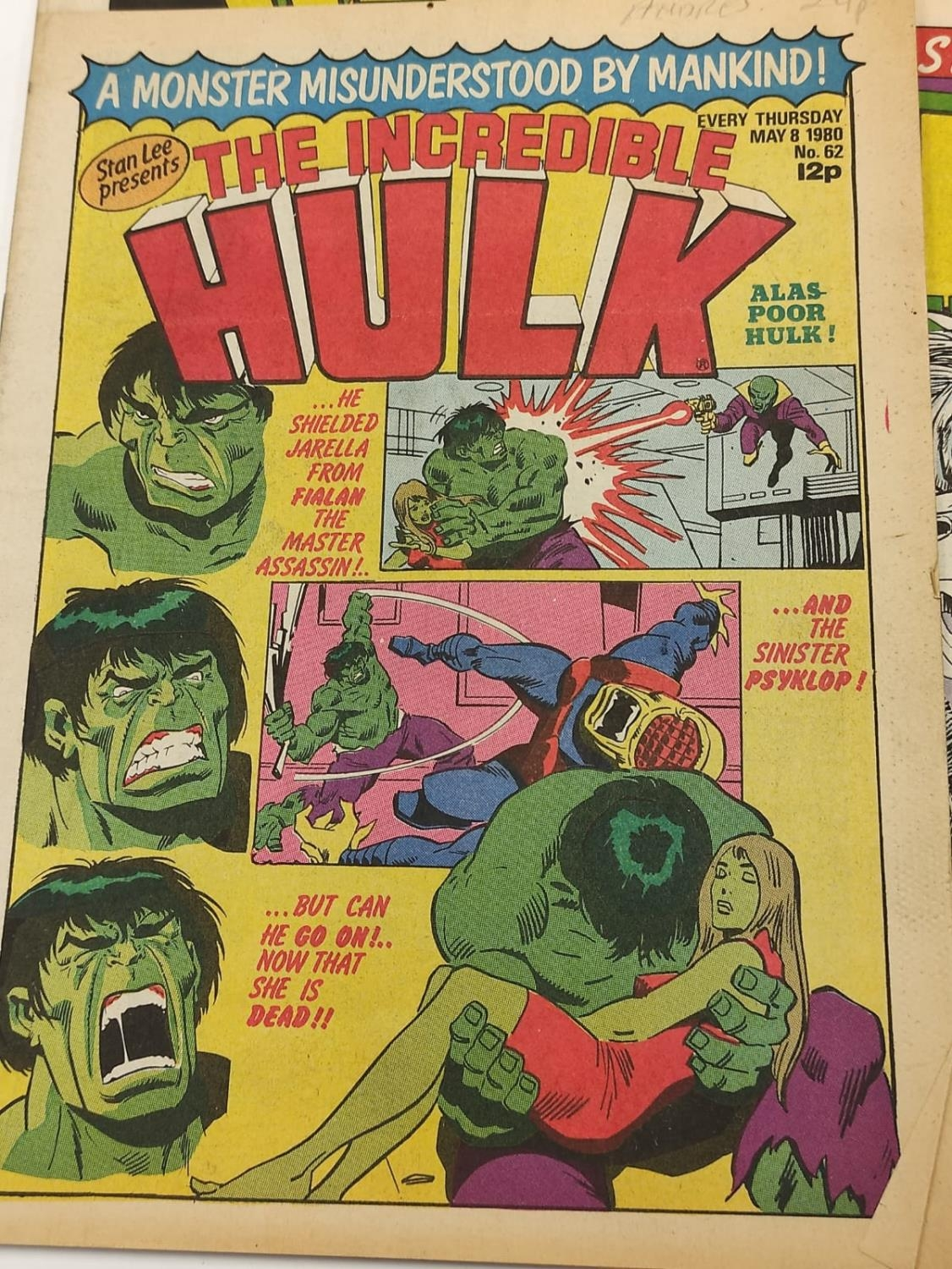 50 editions of Stan Lee Presents, a selection of 1979/1980's comics. - Image 16 of 71