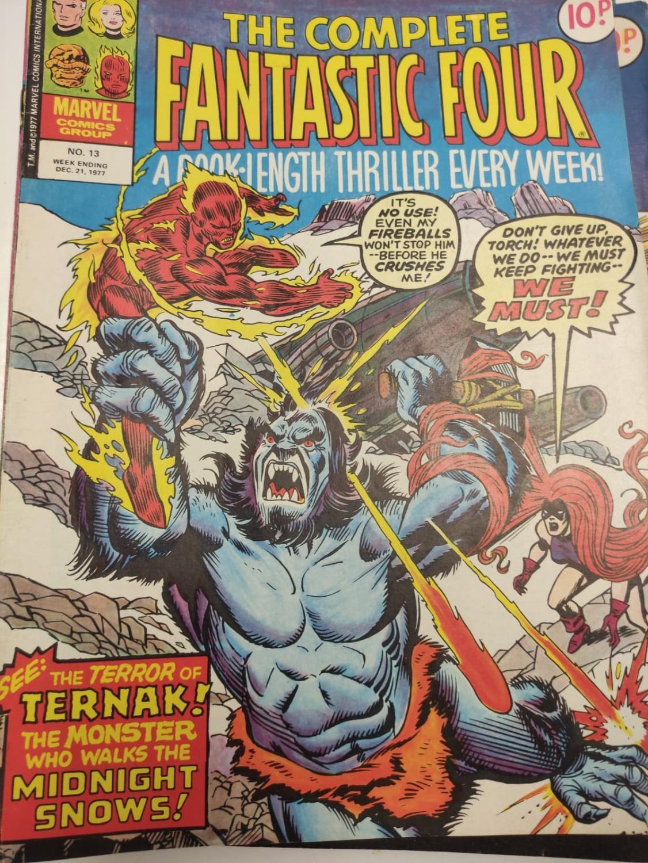 20 Mixed Vintage Marvel Comics. - Image 42 of 42