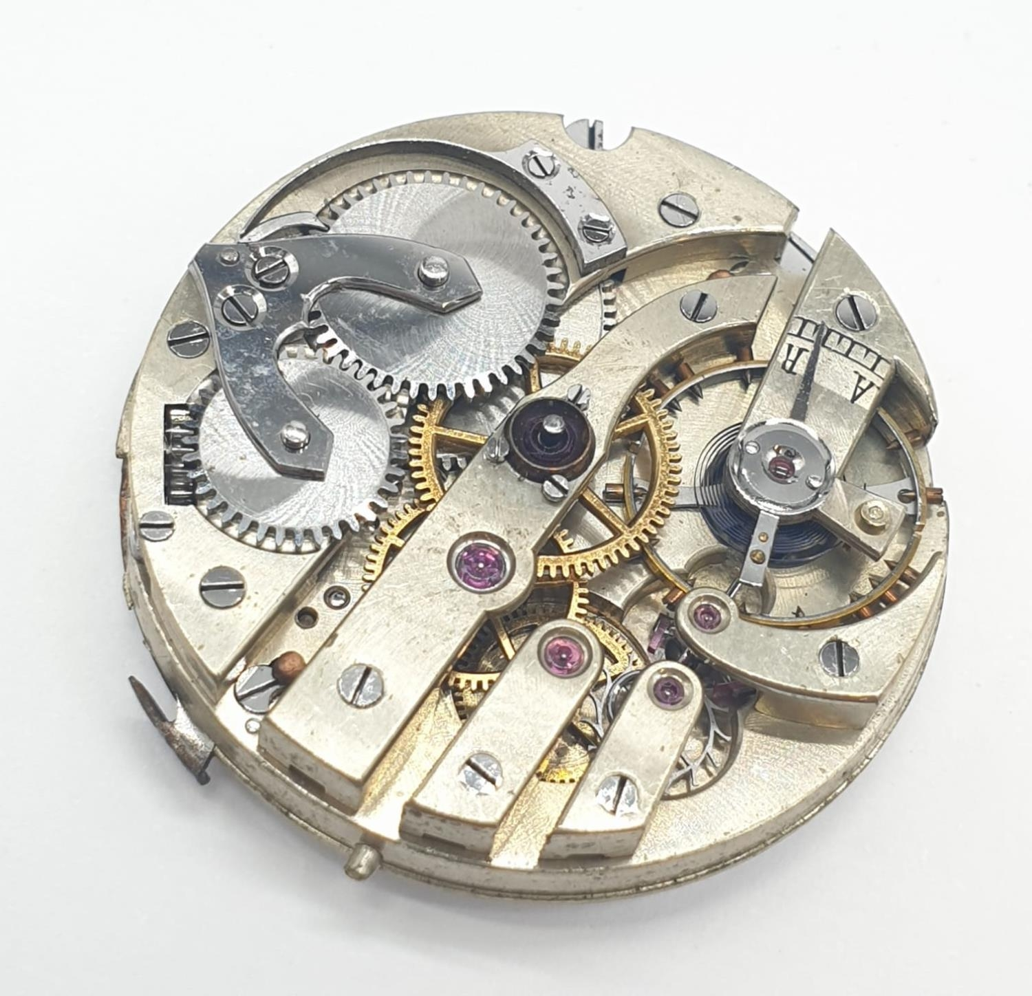 3 x Pocket Watch Movements. 3.0 , 3.5 and 4.5 cm. - Image 4 of 10