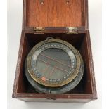 WWII Compass used in Hurricane and Spitfire aircraft