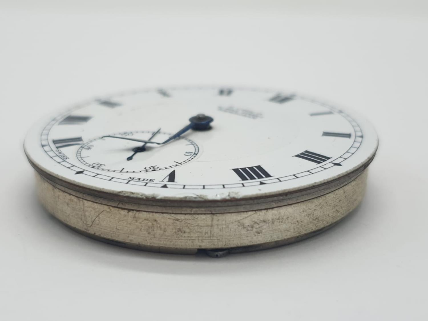 3 x Pocket Watch Movements. 3.0 , 3.5 and 4.5 cm. - Image 6 of 10