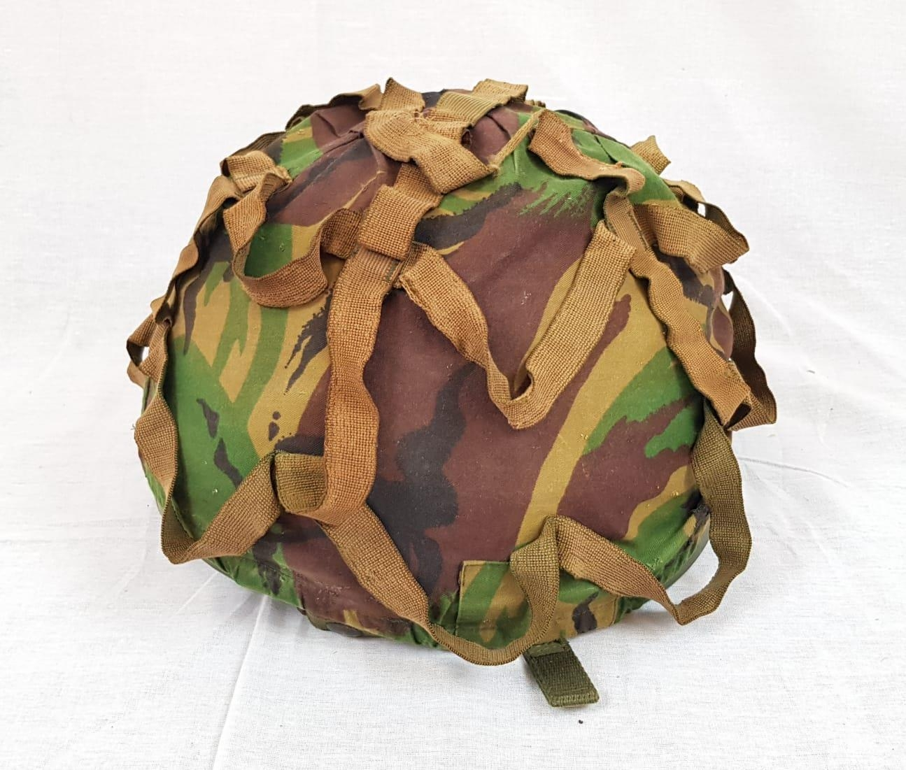 Military Issue Ballistic HELMET previously issued to Pte Cargill, 4 Platoon (as marked on the - Image 2 of 4
