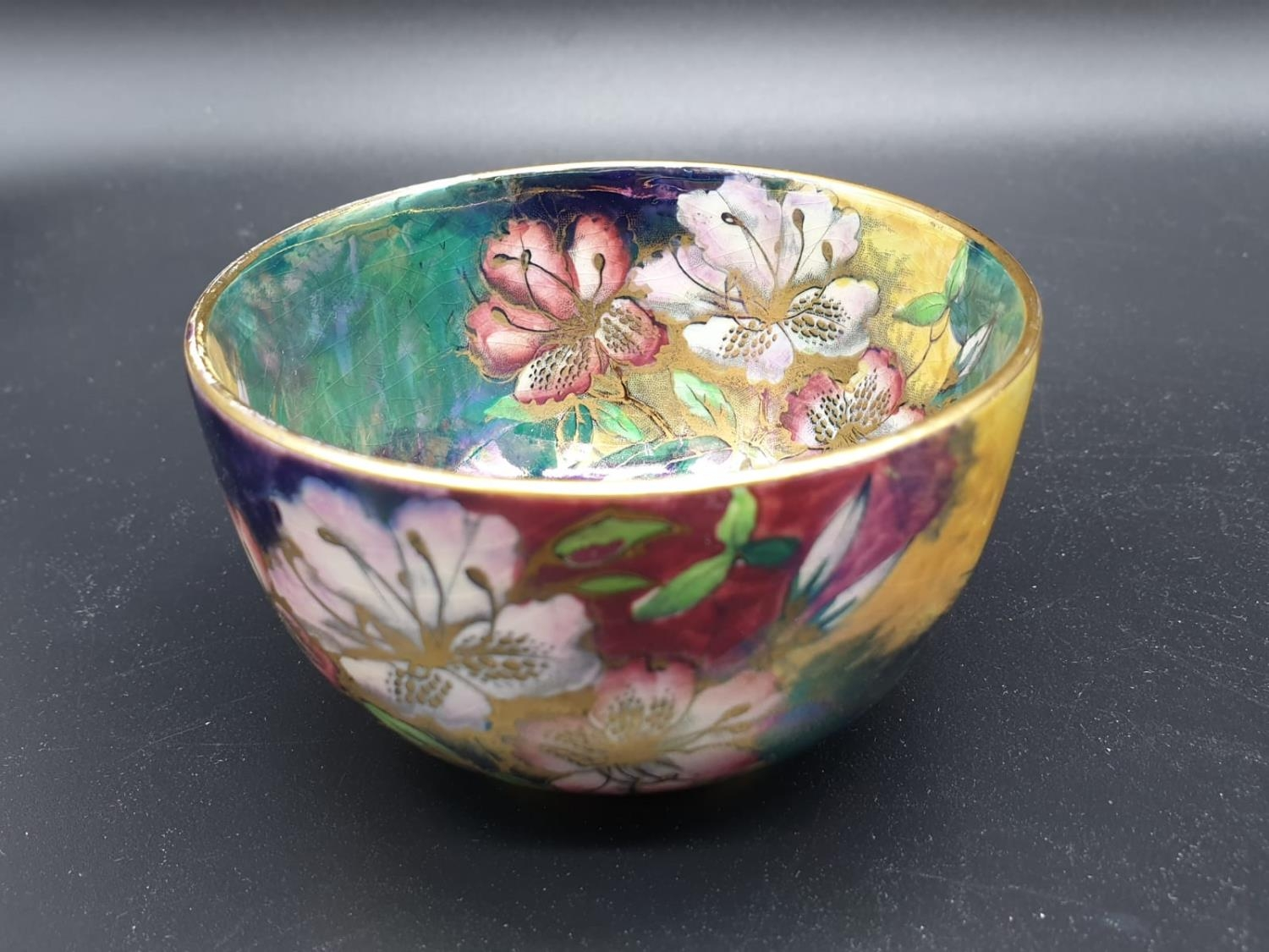 Collection of small bowls, English, Irish and Oriental. Largest bowl is 10cm in diameter. All good - Image 2 of 17