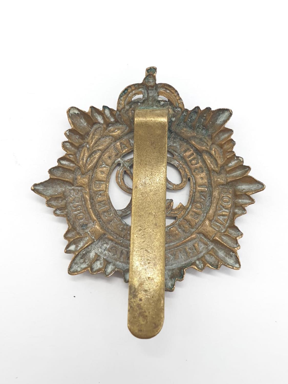 6 x British Army Cap Badges. - Image 3 of 14