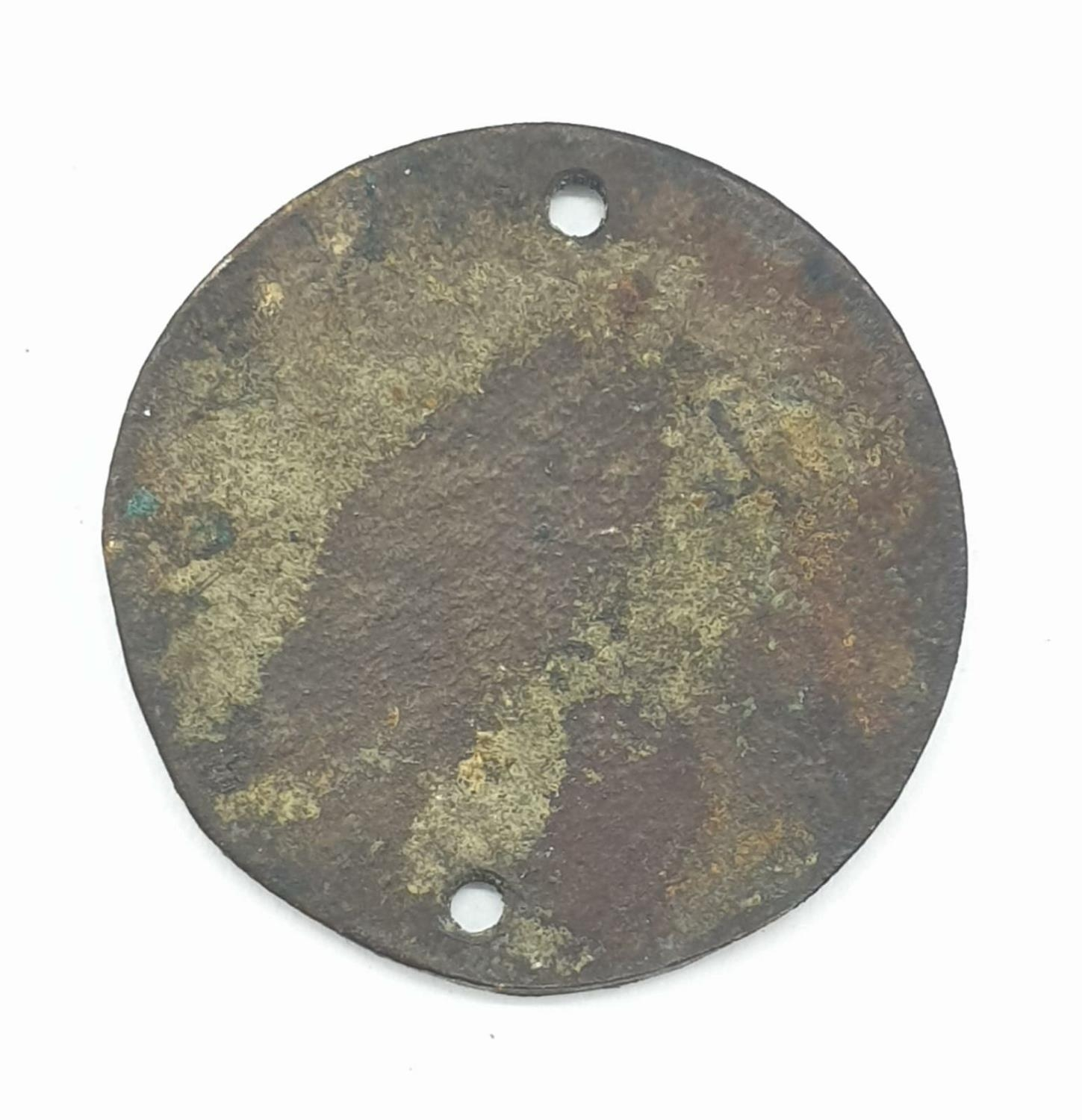Wearmouth Miners Token. - Image 2 of 3