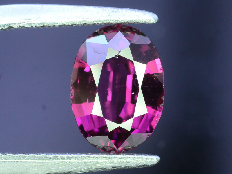 NATURAL TOURMALINE RUBELLITE - Provenance AFGHANISTAN - 1.76 Cts - Certificate GFCO Swiss Laborato - Image 2 of 6