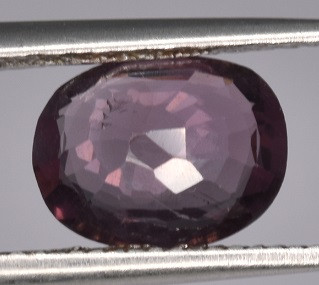 NATURAL PURPLE SPINEL - BURMA MYANMAR - 1.39 Cts - Certificate GFCO Swiss Laboratory - Image 2 of 5