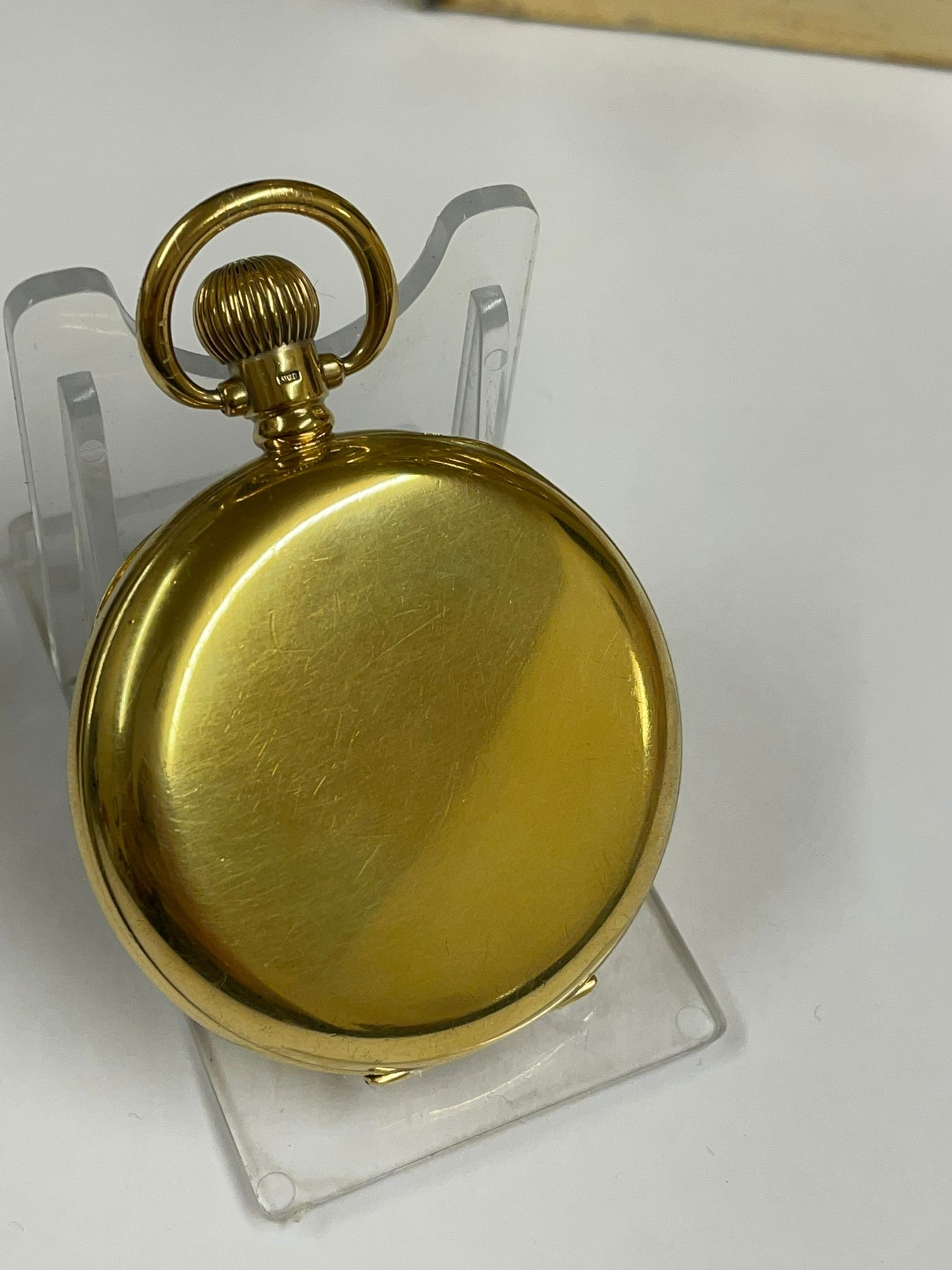 Vintage Masonic Rolex pocket watch with stand good condition and good working order but no - Image 17 of 21