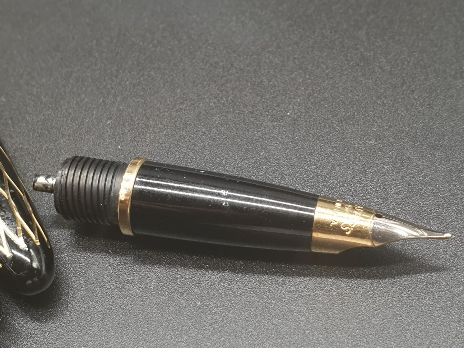 A 60?s vintage Lady Sheaffer fountain pen and mechanical pencil in excellent condition, in the - Image 7 of 11