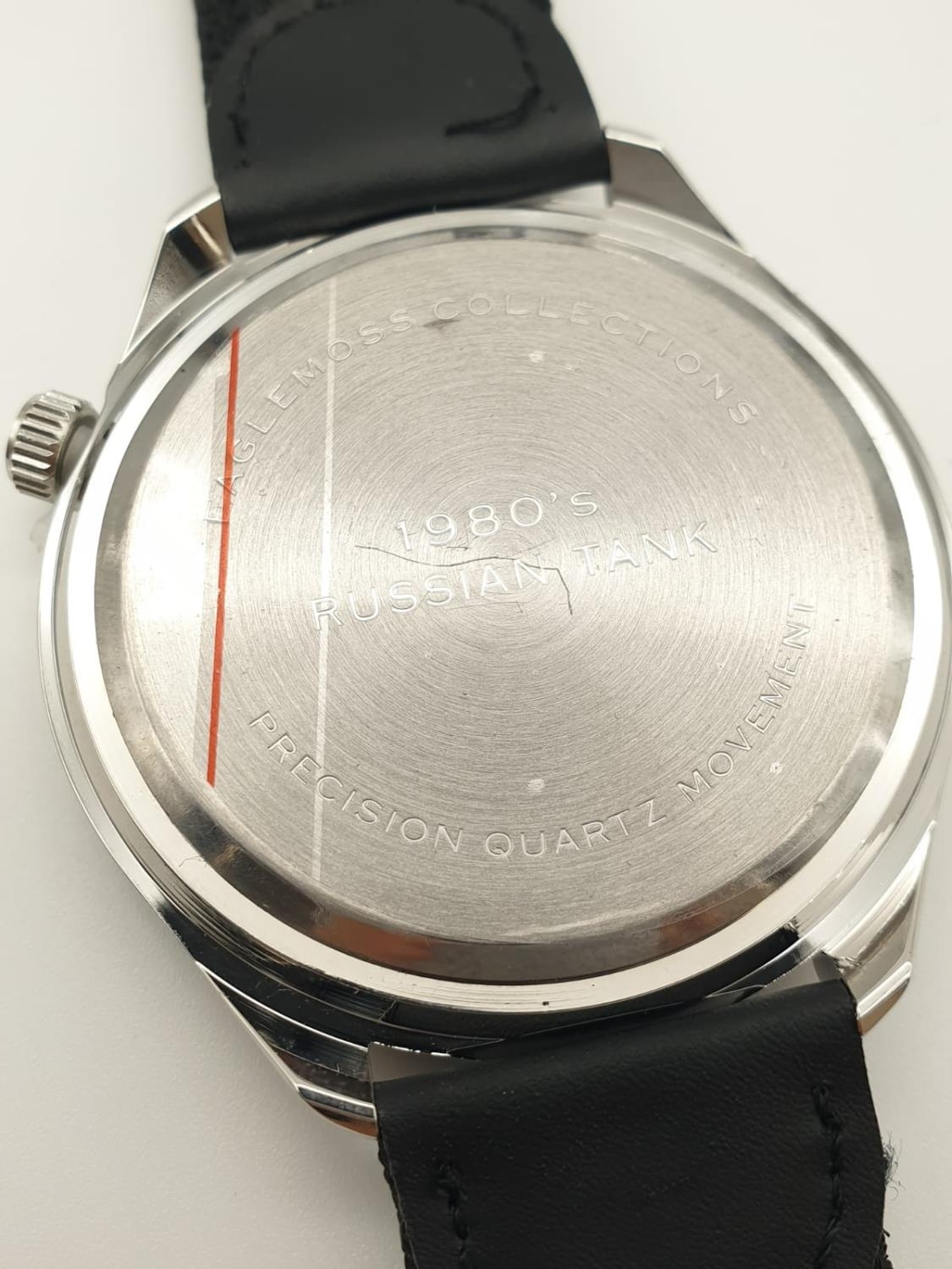 1980'S RUSSIAN TANK WATCH , BOXED AS NEW - Image 6 of 6