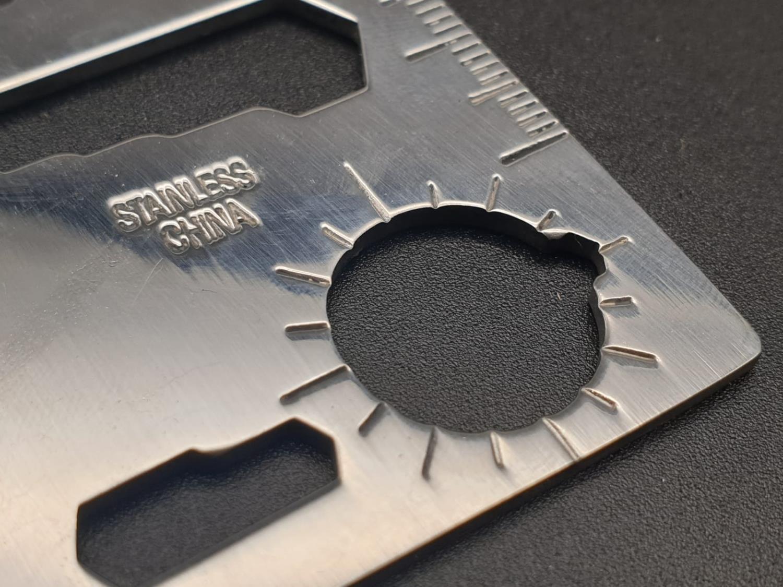 Ten new wallet survival tools - Image 3 of 8
