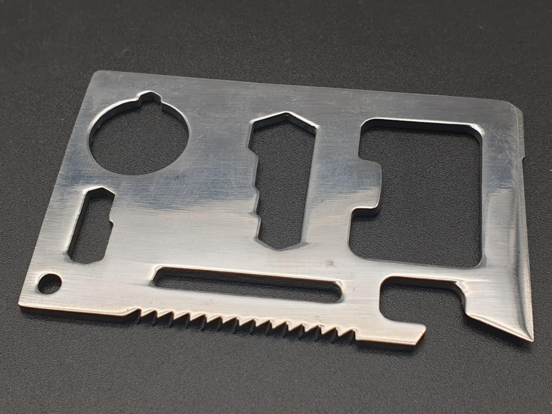 Ten new wallet survival tools - Image 8 of 8