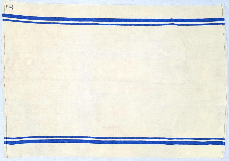 1940 Dated Kriegsmarine Gally Towel. - Image 2 of 3