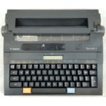 Canon Typestar 2 Portable Electronic Typewriter. Go back in time with this vintage word processor.