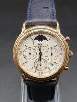 Jaeger LeCoultre vintage watch, Odysseus no 2412. 32mm