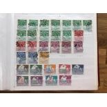 COMMONWEALTH King sized stock book containing mainly fu pre QEII with a good range of identified