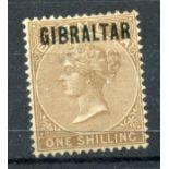 ITALY 1922 - 23 50c violet opt BIP vfu. SG B134. Cat £750.