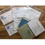 POSTAL HISTORY WW2 P.O.W correspondence, various Stalags/Censors.