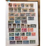 RUMANIA 1906 - 61 mint and/or used collection in stock book, noted 1932 Scouts, several 1940s