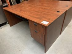 DESK - MELAMINE WOOD