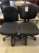 ARMLESS DESK CHAIR - 2PCS