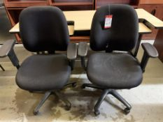 DESK CHAIR - 2PCS