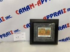 """7"""" PostMasters Limited Edition Decorative Collectibles, Item #: 2D-75-7, """"Vincent Van Gogh, Issued"""