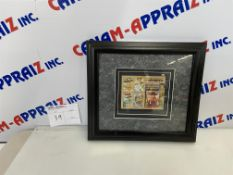 """11"""" PostMasters Limited Edition Decorative Collectibles, Item #: 2D-1002-11, """"A Tribute to Western"""