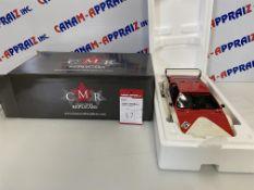 "CMR, Classic Scale Car Model, REPLICARS, Metal 1:18, ""CMR12004, BMW M1 Procar #5, Niki Lauda"