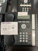 AVAYA - DIGITAL VOIP PHONE - MODEL # 1416 - 4PCS