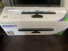 MICROSOFT - XBOX 360 KINECT SENSOR W/KINECT A