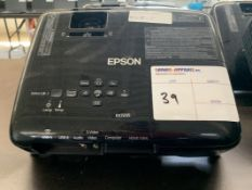 EPSON - 3LCD PROJECTOR - MODEL # ELPLP78