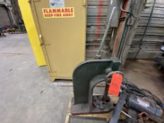 Dake 1.5 ton arbor press