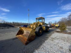 CAT 966 wheel loader, Sn N/A, 3 yd bucket with BCE