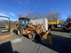 2008 Case 580 Super M Series II 4 X 4 loader backhoe, Sn N7C427687