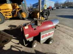 Whitco 4200 heated Diesel pressure washer