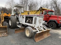 (Lot of 2) Huber Maintainer 850C motor grader