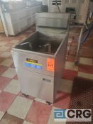 Anets SLG-100 2-basket gas frialator