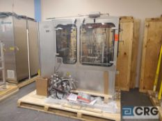 Bausch and Strobel Rinsing and Silicone Spraying Unit SVS9061 SN 30133