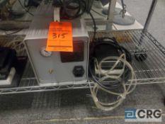 Custom Vacuum Pump with fixture