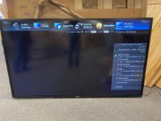 "90"" Sharp Liquid Crystal Commercial Grade TV/Monitor LC-90LE657U"